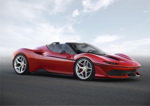 Ferrari создала для миллионера уникальный суперкар