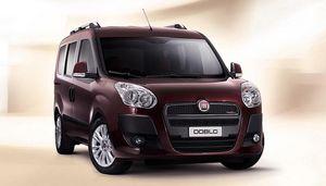 Fiat doblo - обновленный и симпатичный