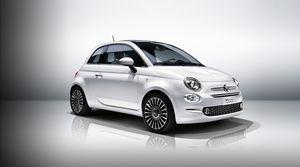 Fiat professionals выпускает микрофургон panda van