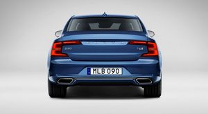 Флагманскую четырехдверку volvo s90 r-design уже можно заказывать у российских дилеров