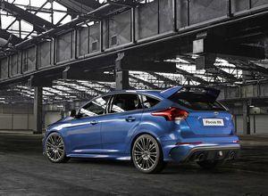Ford focus rs - продолжение, в феврале премьера новой версии
