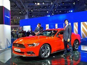 Ford mustang 2014 – мощная новинка от компании ford