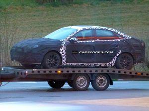 Ford представил новый компактный седан