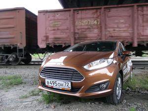 Ford возвращает модель fiesta на российский рынок