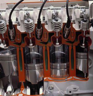 Форсирование двигателя - основы форсирования двс