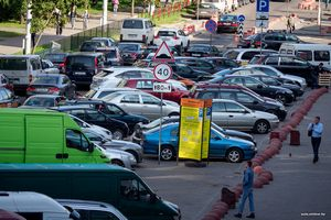 Гибдд больше не сможет контролировать парковки