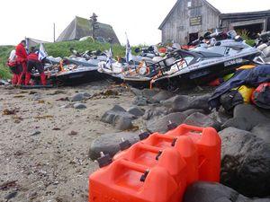 Гидроцикл на камчатке.<!--more--> остров беринга. ч.7. открытый океан.