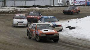 Горячий лед стартует: зимние трековые гонки на кубок роберт бош