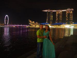 Город — сказка, город — мечта!впечатляющий сингапур!)