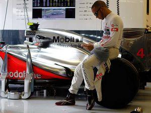 Гран-при абу-даби: лидером третьей практики стал хэмилтон