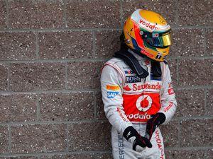 Гран-при бразилии: во второй тренировке вновь лидировал льюис хэмилтон
