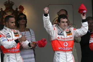Гран при монако: квалификацию блестяще выиграл шумахер