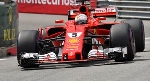 Гран-при монако: у алонсо лучшее время первой практики