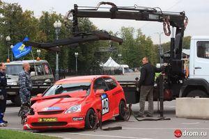 Гран-при москвы по кольцевым автогонкам pulsar-2010