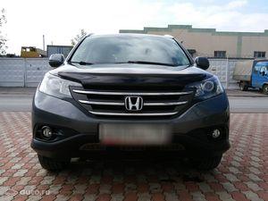 Honda cr-v - евпропейское воплощение