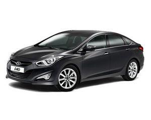 Hyundai i40 получил обновленную линейку комплектаций