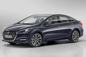 Hyundai motor представила новую модель - седан hyundai i40