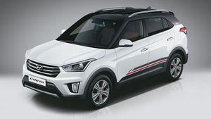 Hyundai показал интерьер модели creta