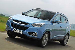 Hyundai представляет ограниченную серию модели ix35 style edition