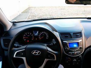 Hyundai solaris - родом из питера