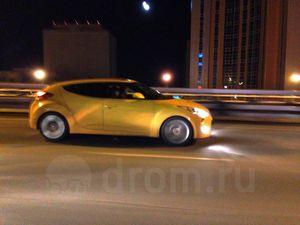 Hyundai veloster: яркий, дерзкий, необычный!