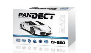 Иммобилайзер pandect is-650: новый уровень защиты