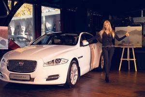 Инновации от компании авто алеа на уикенде jaguar land rover