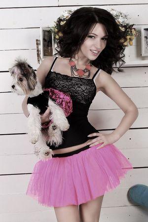 Я и моя собака :-)