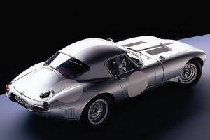 Jaguar e-type 1963г