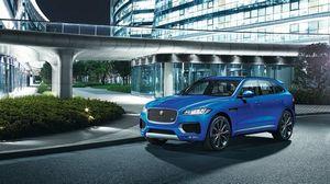 Jaguar f-pace пройдет испытания в россии