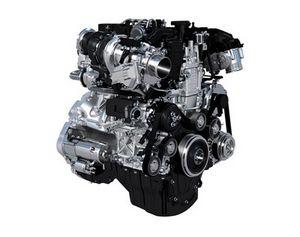 Jaguar land rover запускает новое семейство моторов ingenium