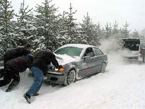 Эксплуатация дизельного двигателя зимой