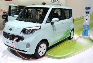 Электромобиль kia ray ev - новая эпоха корейского автопрома