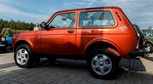 К сорокалетнему юбилею легендарной нивы на автовазе выпустят ее очередную спецверсию