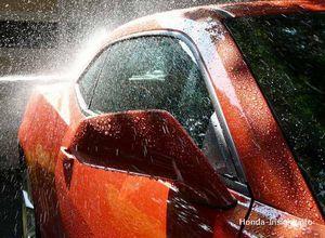 Как помыть машину без воды