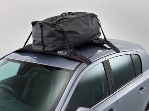 Как правильно поместить груз в автомобильные багажники?