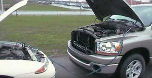 Как правильно прикурить машину от другого автомобиля или аккумулятора