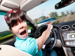 Как преодолеть чувство страха за рулём