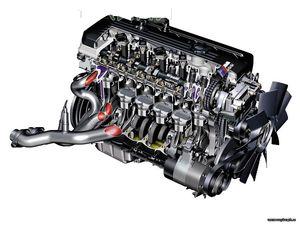 Как выполняется ремонт двигателя автомобиля?