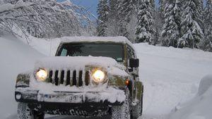 Как завести «замерзший» двигатель в полевых условиях?