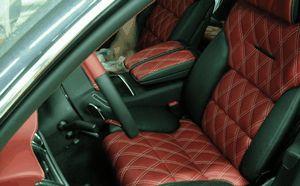 Какой материал использовать для перетяжки салона автомобиля?