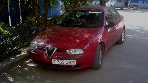 Капризная «итальянка» - alfa romeo 156