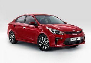 Kia официально представила седан rio для российского рынка