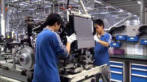 Китайские заводы автозапчастей