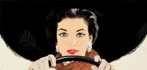 Классификация девушек за рулем!)
