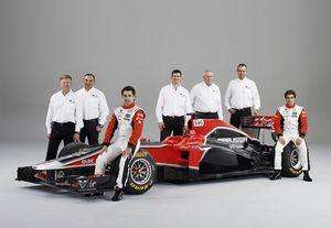 Команда marussia f1 оценивается в 45 миллионов фунтов