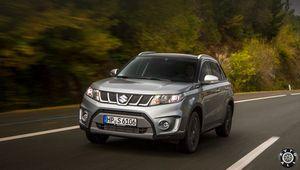 Кроссовер suzuki vitara s – новый автомобиль с турбированным двигателем