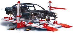 Кузовной ремонт автомобилей - основные виды кузовных работ