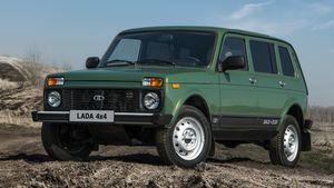 Lada 4x4 в 2015 году уже с другим силовым агрегатом