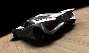 Lamborghini готовится к выпуску нового суперкара, который должен прийти на смену модели myrcielago